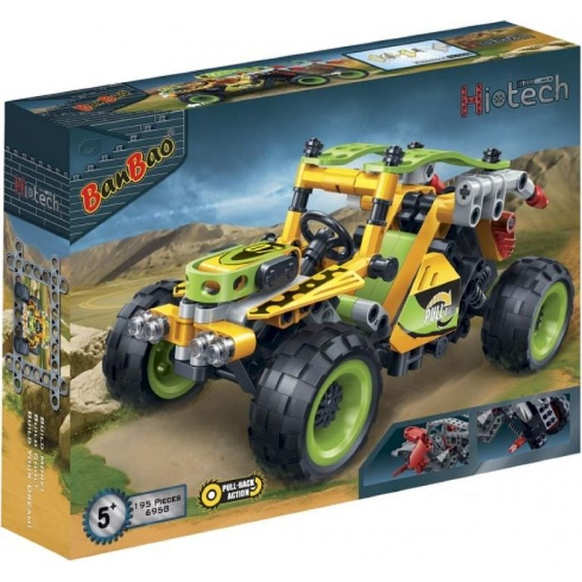 Banbao Hi-Tech 6958 Buggy racing 07