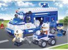 Banbao Policie 8346 Převoz vězňů 3