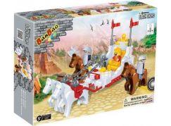 Banbao Rytíři 8267 Královský kočár