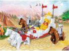 Banbao Rytíři 8267 Královský kočár 3