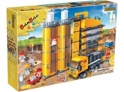 Banbao Stavba 8532 Rafinérská stanice