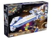 Banbao Vesmír 6403 Vesmírná loď BB-133