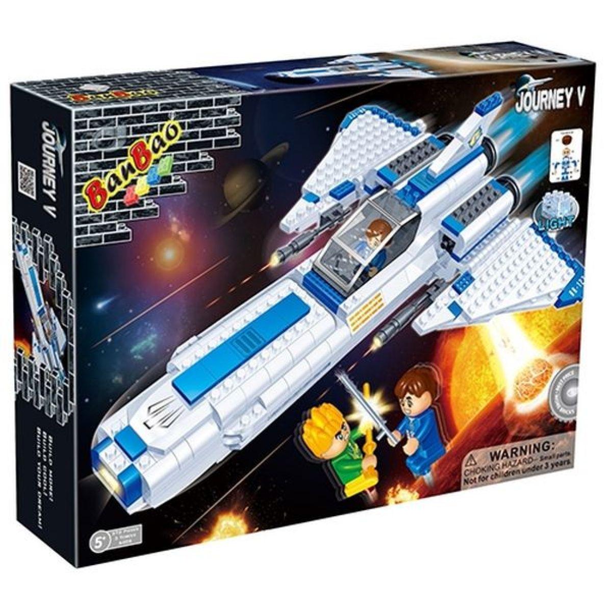 Banbao Vesmír 6406 Vesmírná loď BB-127