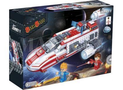 BanBao Vesmír 6407 Vesmírná loď BB-130