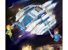 Banbao Vesmír 6408 Vesmírná loď BB-129 3