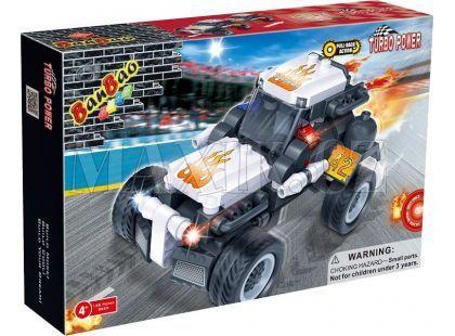 Banbao Závodní auta 8622 Auto Dragster