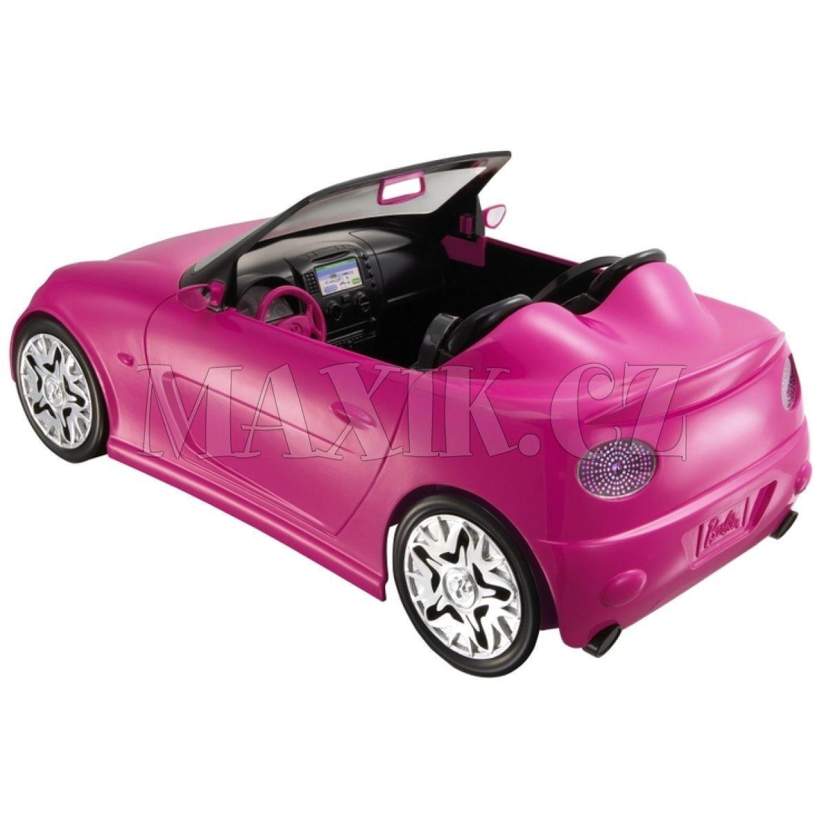 barbie auto r4205 max kovy hra ky. Black Bedroom Furniture Sets. Home Design Ideas
