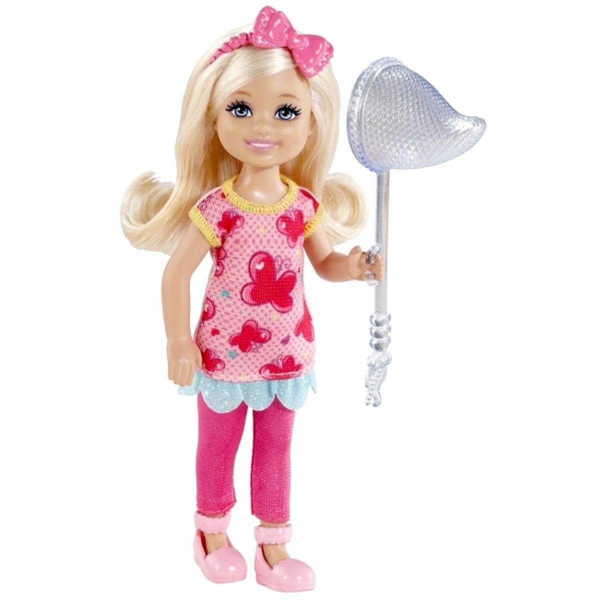 Barbie Chelsea a kamarádi - Chelsea se síťkou