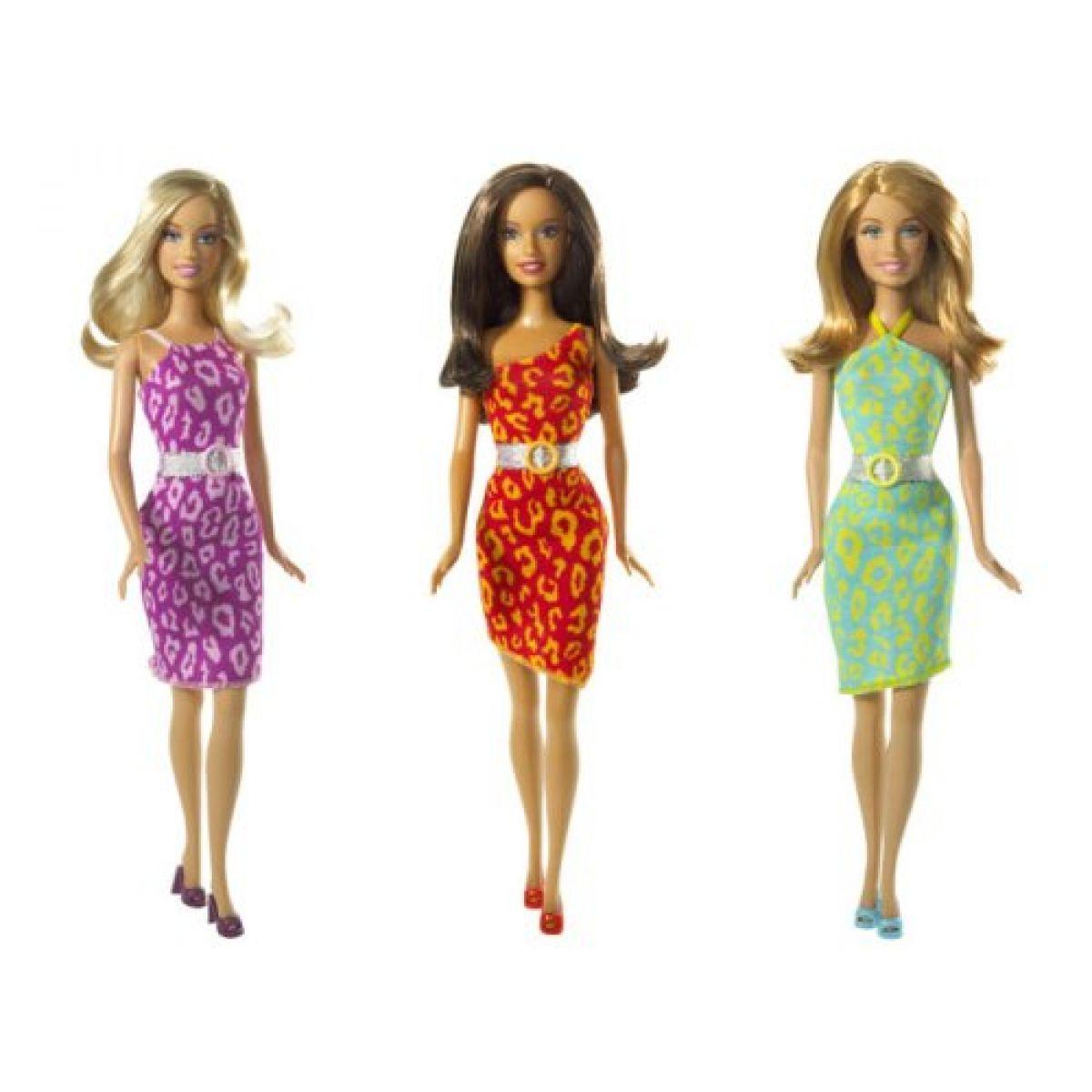 Barbie Chic 2008 L8569