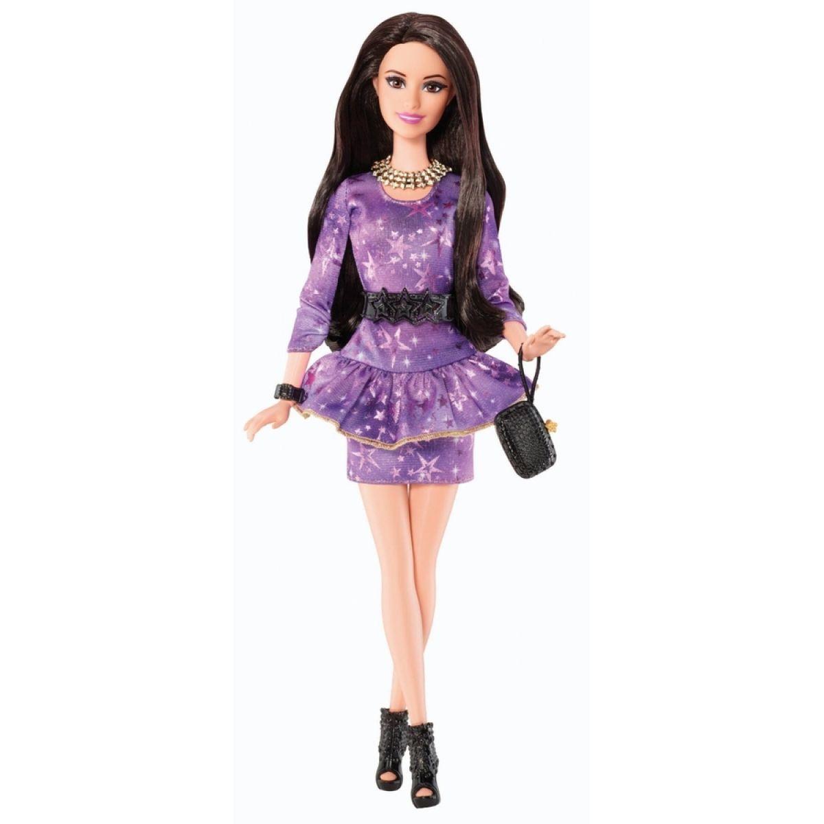 Barbie Dům snů Mluvící Raquell