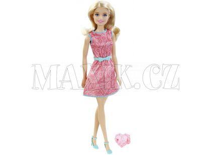 Barbie Dárková panenka - Blondýna