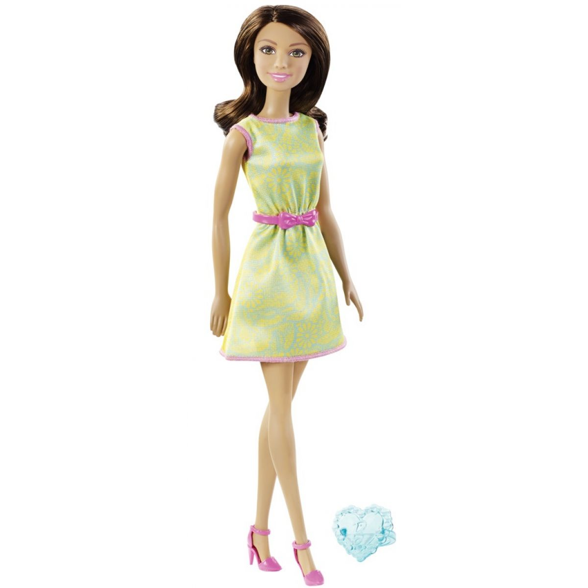 Barbie Dárková panenka - Bruneta