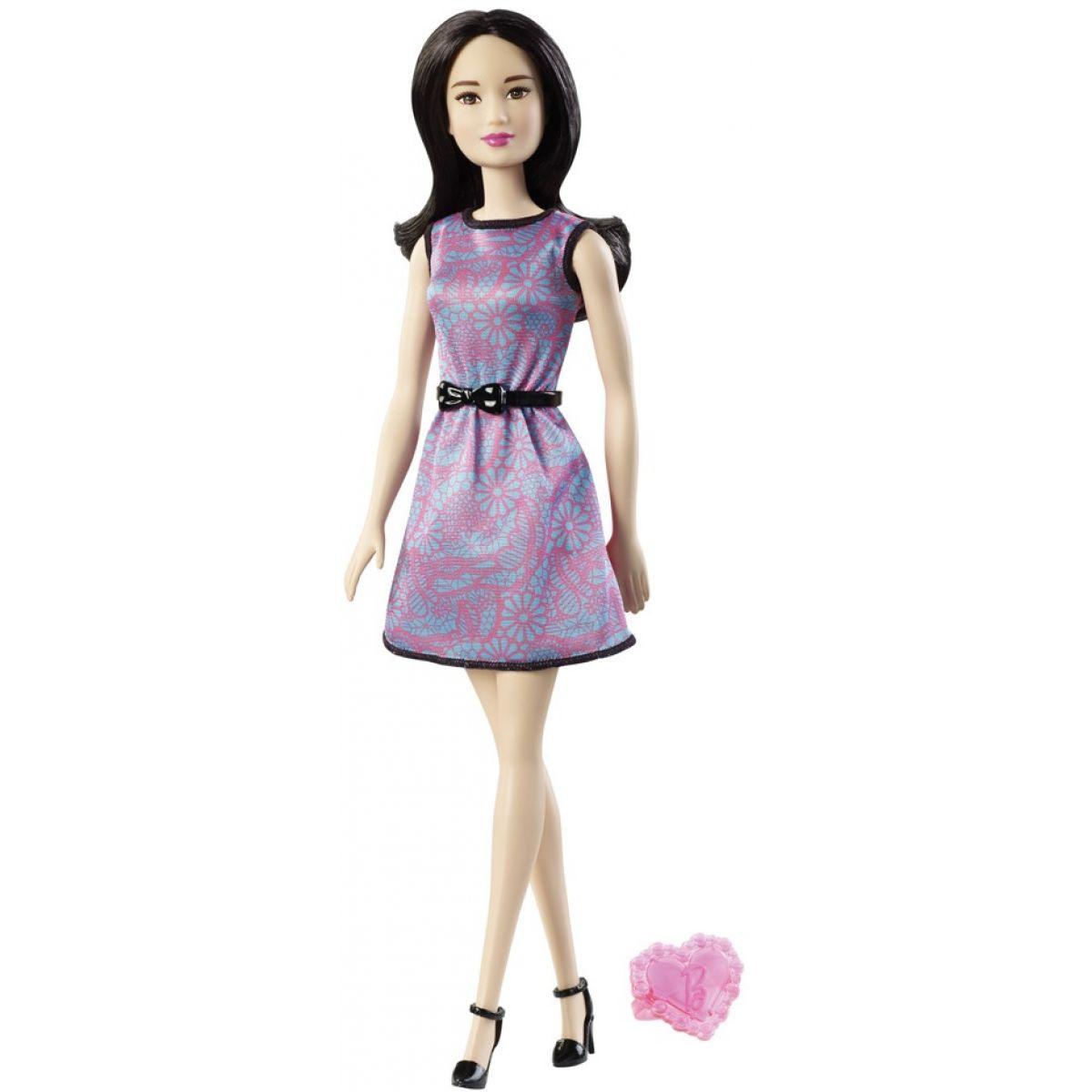 Barbie Dárková panenka - Černovláska