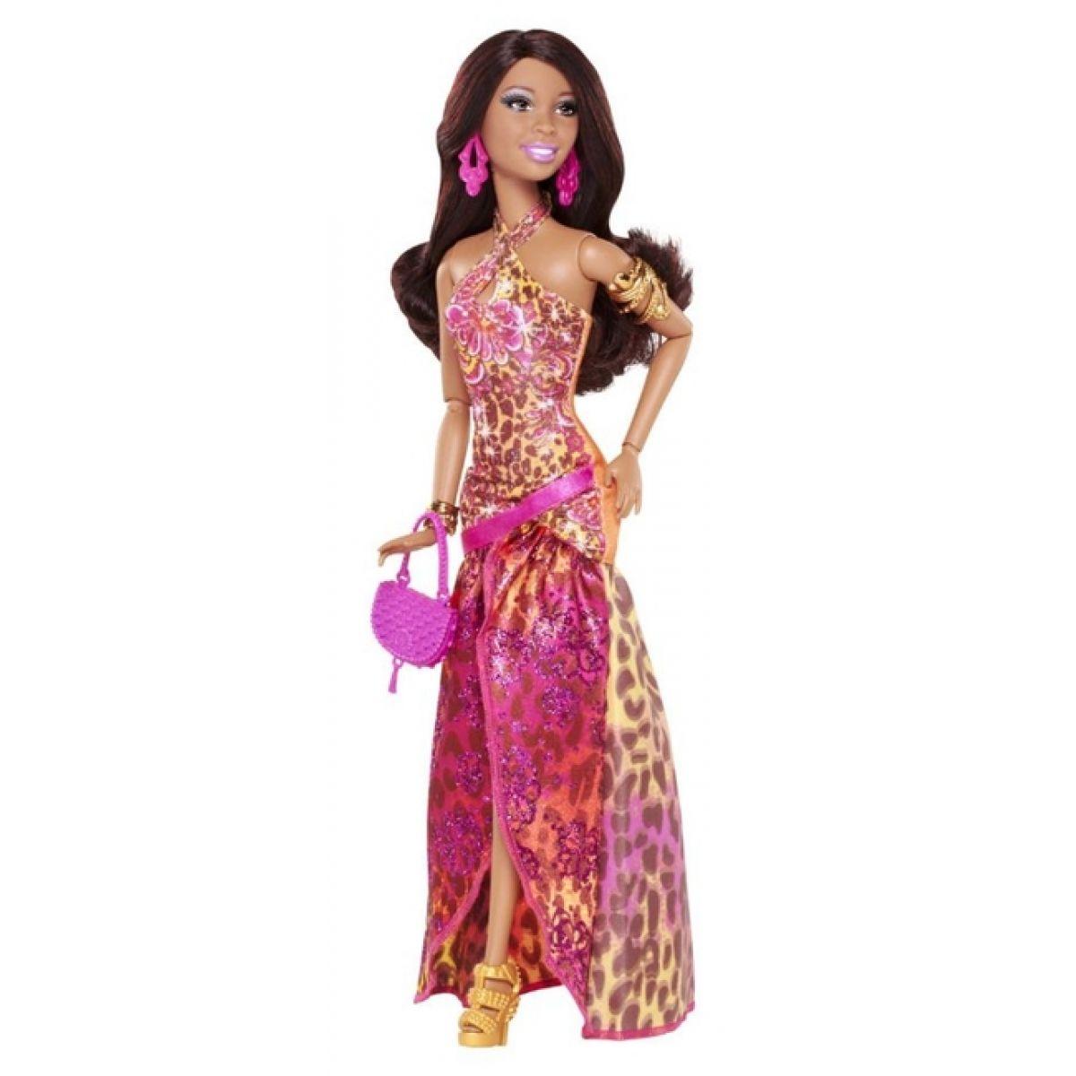 Barbie Fashionistas deluxe - Y7498