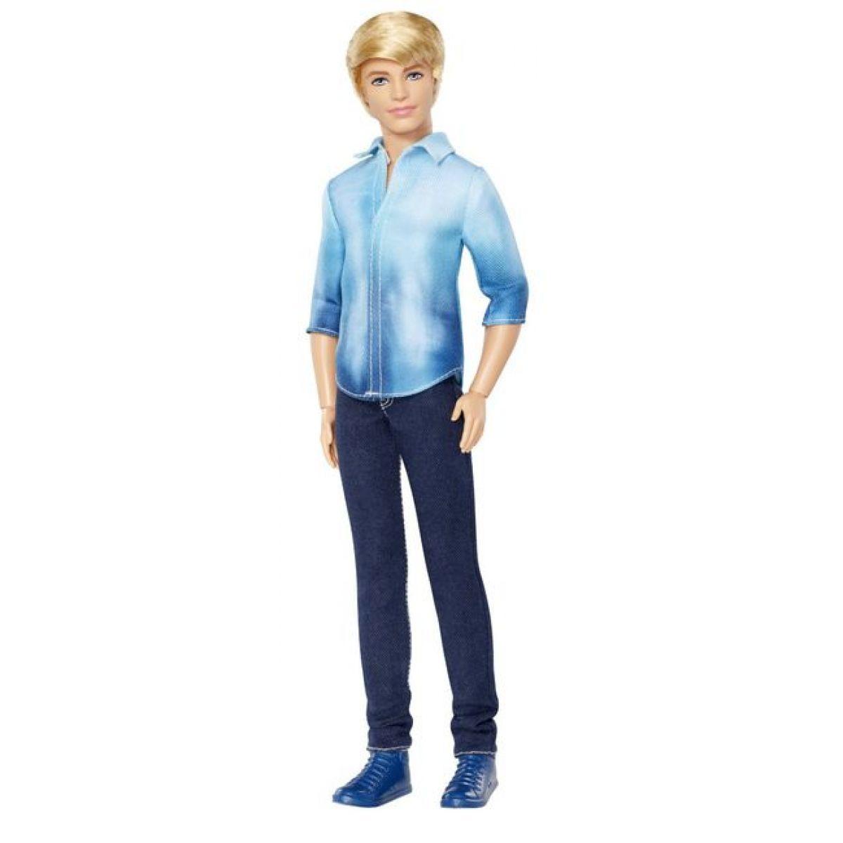 Barbie Fashionistas Ken - Ken v kalhotech