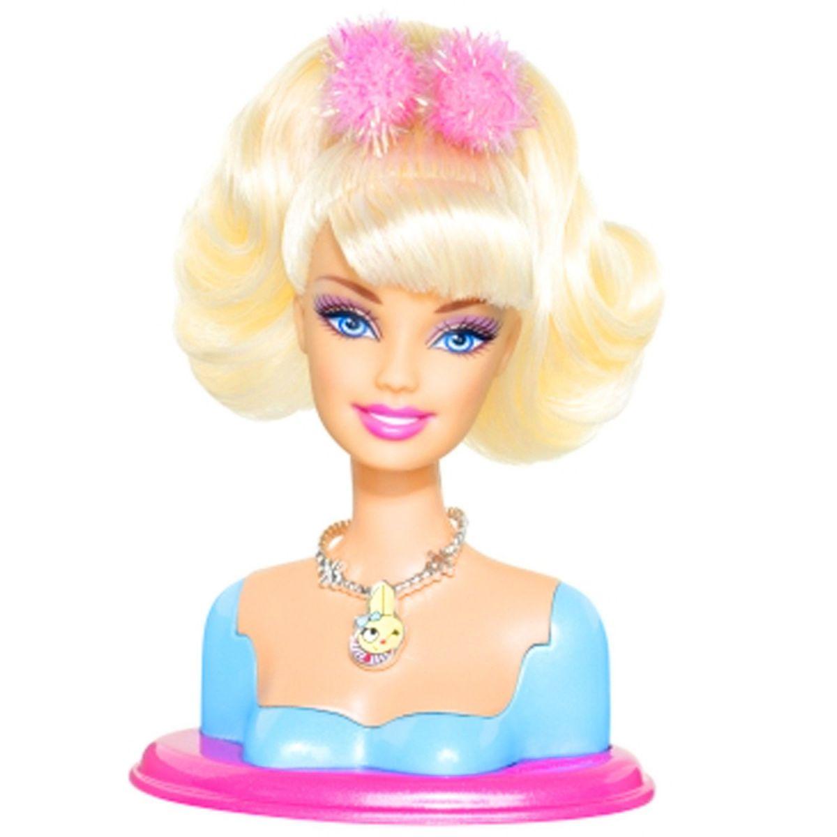 Barbie Fashionistas SS hlava T9123 - Cutie