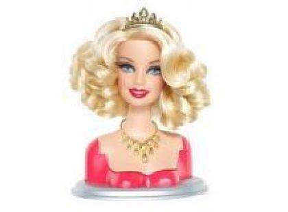 Barbie Fashionistas SS hlava T9123 - Sweetie