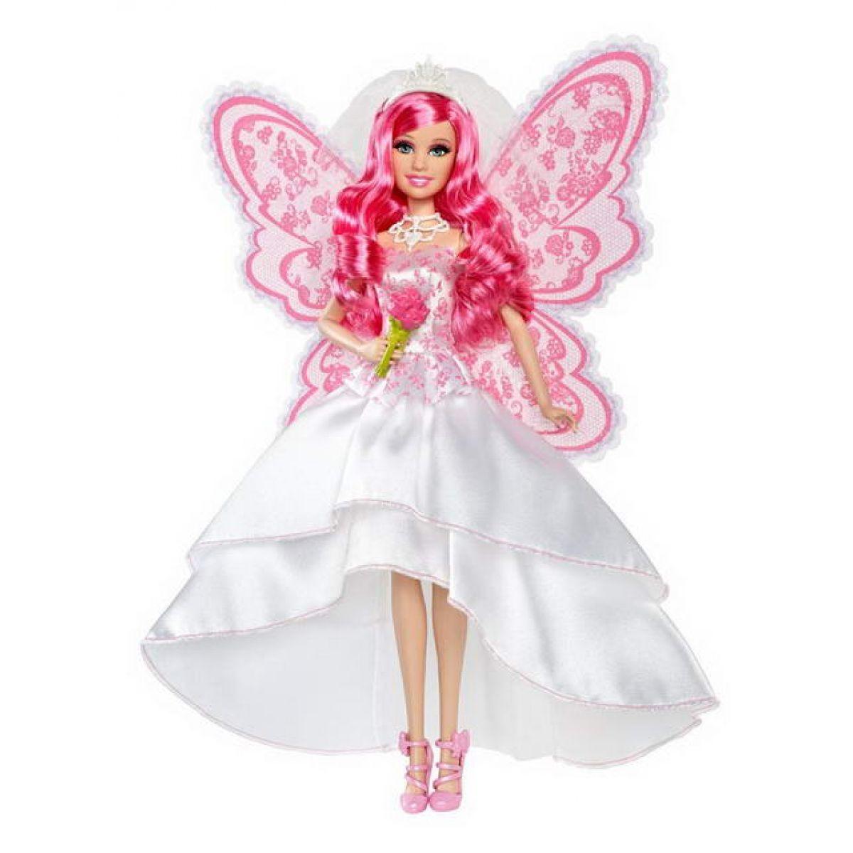 Barbie FS Víla nevěsta T7359