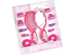 Barbie kadeřnický set
