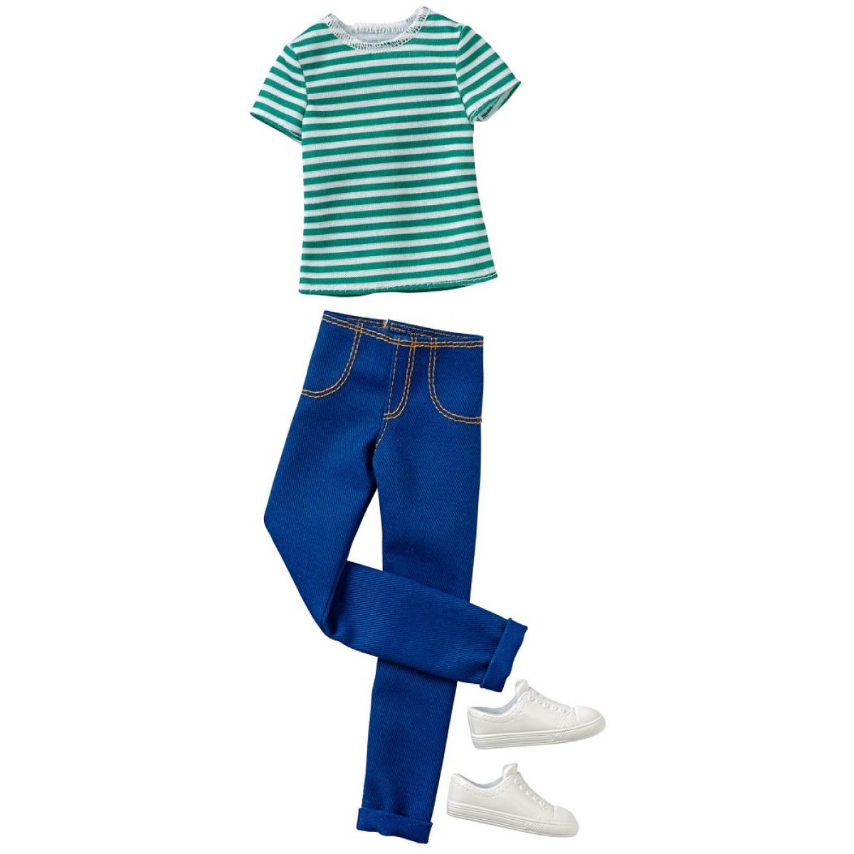 Barbie Kenovy oblečky - DWG75