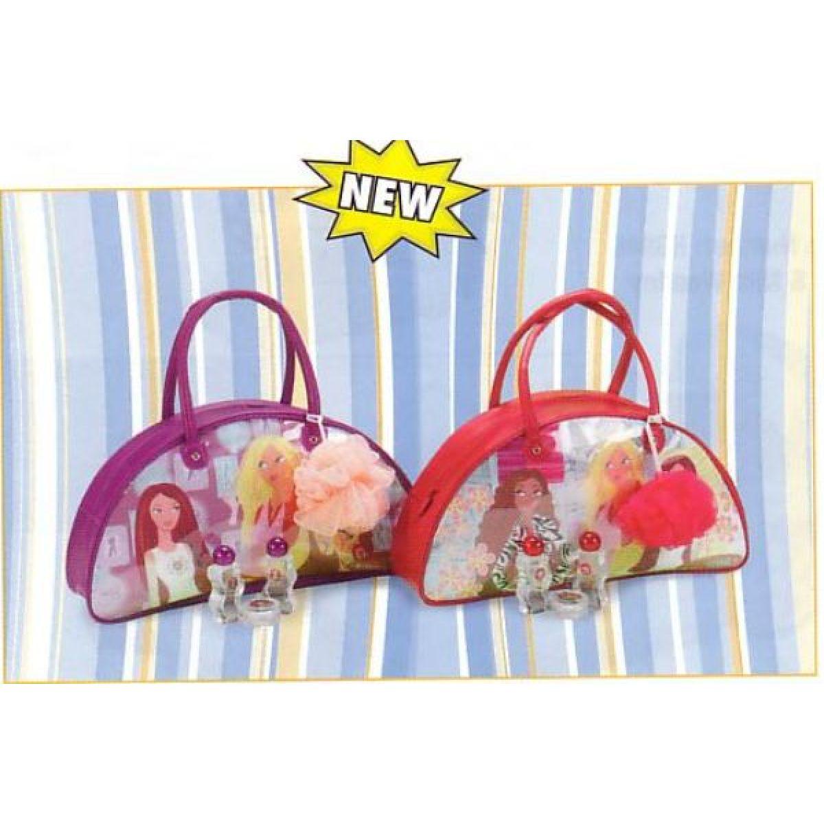 Barbie My Scene Miami cestovní taška 2ass. Mattel