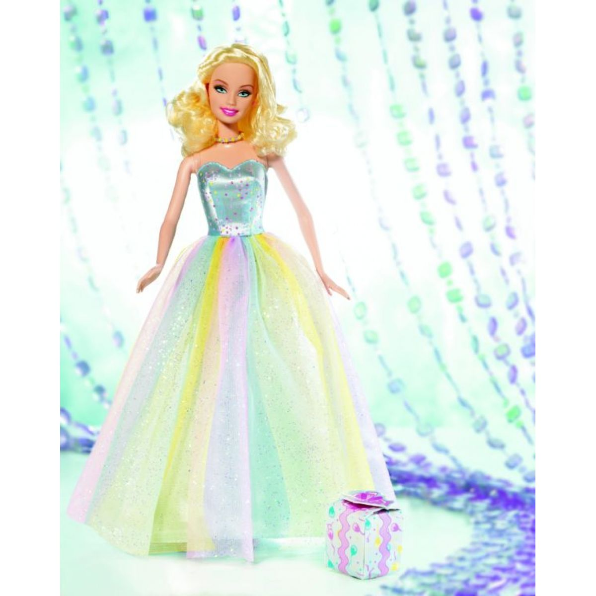 Barbie Narozeninová Barbie 2006 Mattel