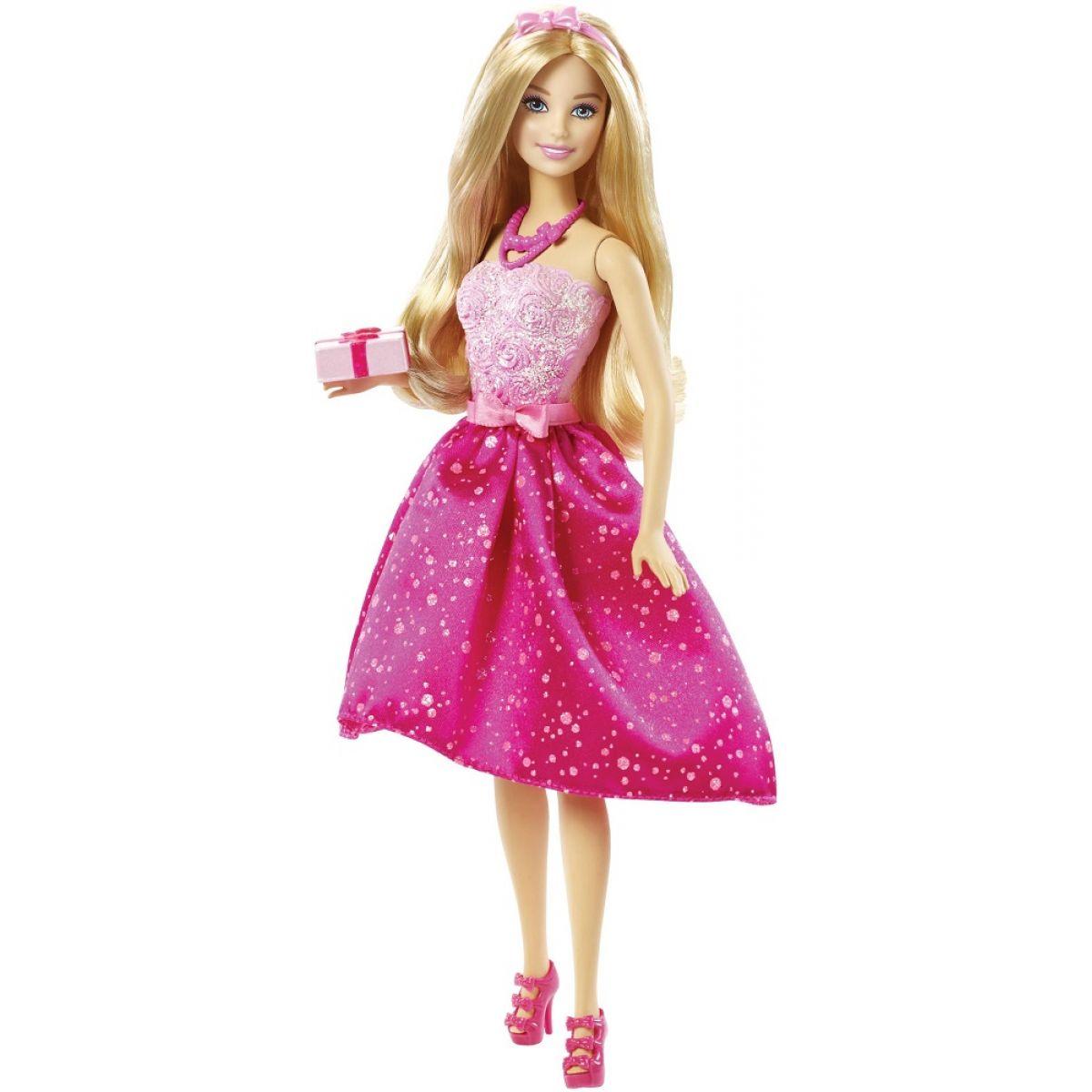 Mattel Barbie Narozeninová panenka