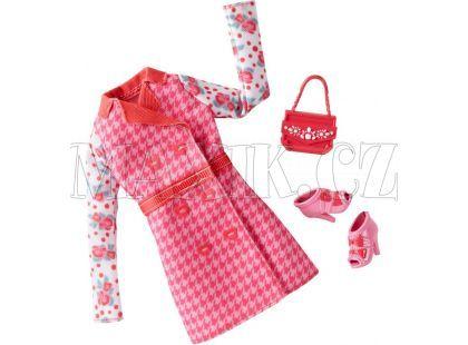 Barbie outfit s doplňky - CLR29