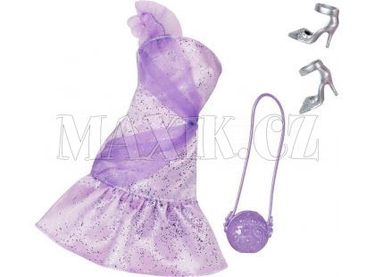 Barbie outfit s doplňky - CLR31
