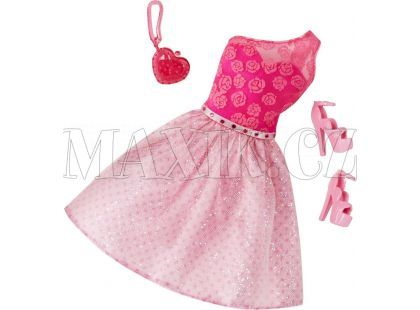 Barbie outfit s doplňky - CLR32