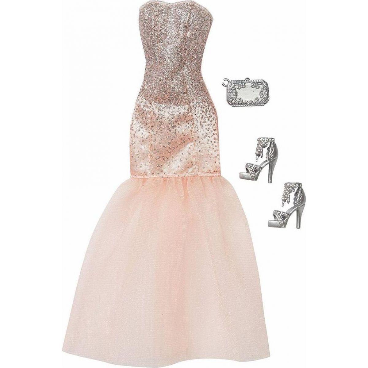 Barbie outfit s doplňky - DMF51