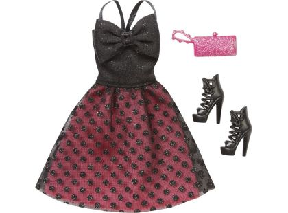 Barbie outfit s doplňky - DNV25