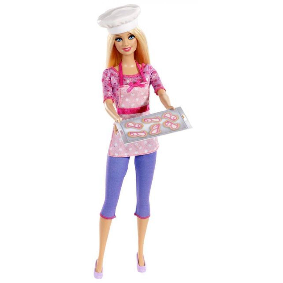 Barbie Panenka - Cukrářka