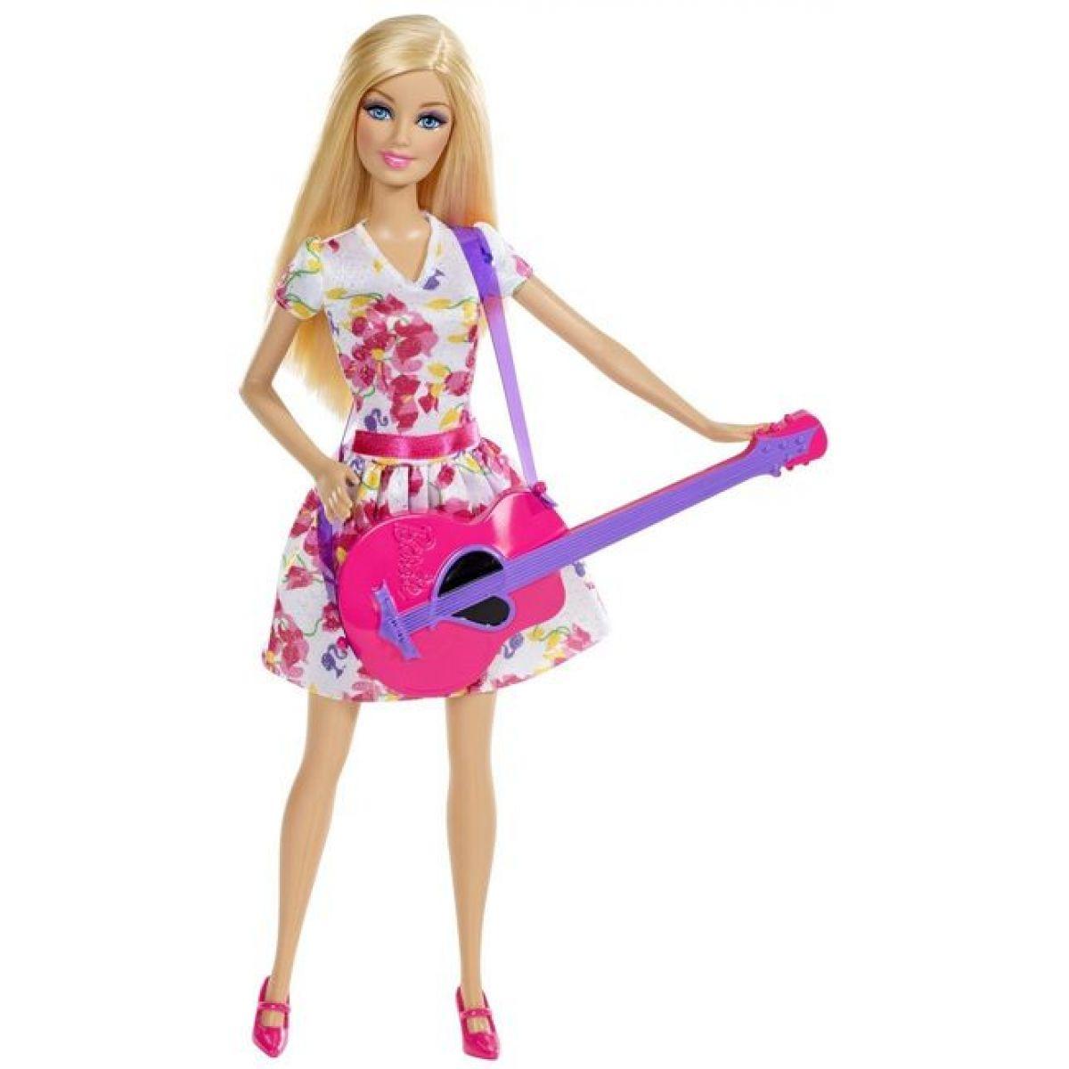 Barbie Panenka - Učitelka hudby