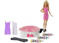 Mattel Barbie Panenka a spirálové návrhářství