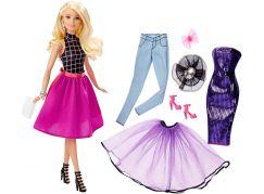 Barbie Panenka modelka a šaty - Blondýnka