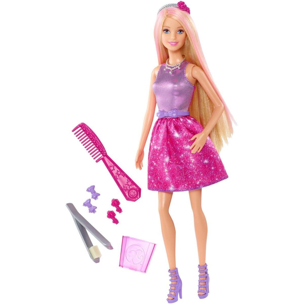 Barbie Panenka s kouzelnými vlasy