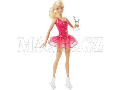 Barbie Panenka v povolání - Krasobruslařka