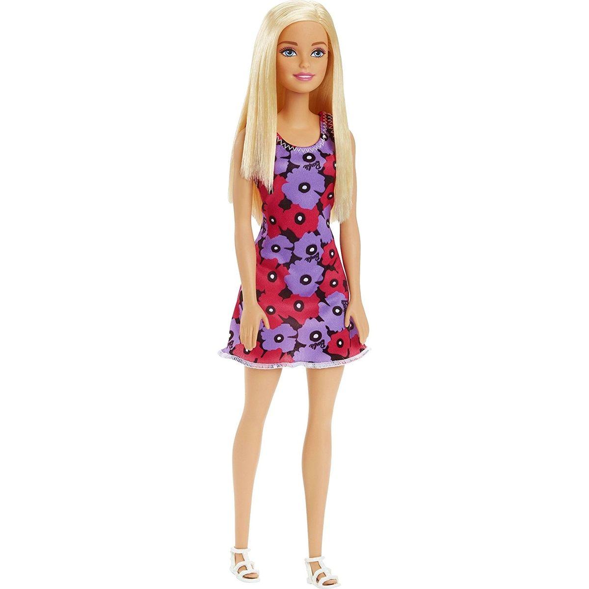 Barbie Panenka v šatech DVX89