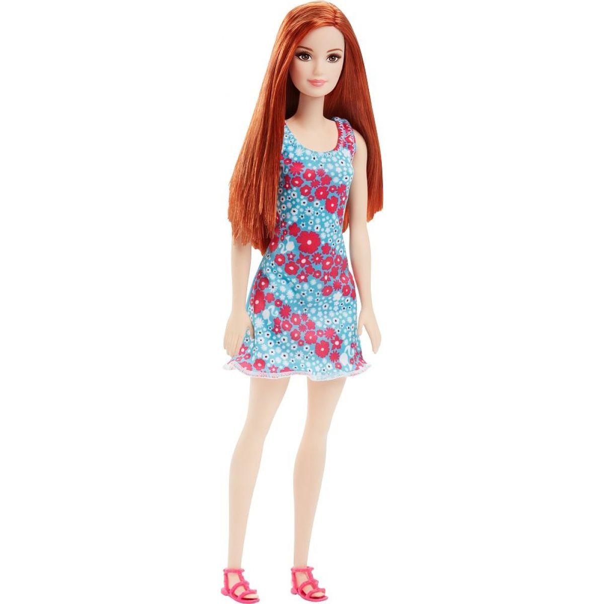 Barbie Panenka v šatech DVX91
