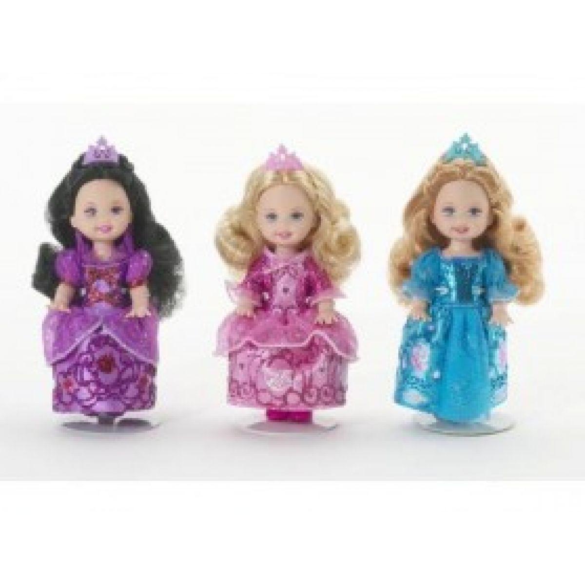 Barbie princezna Shelly L8528