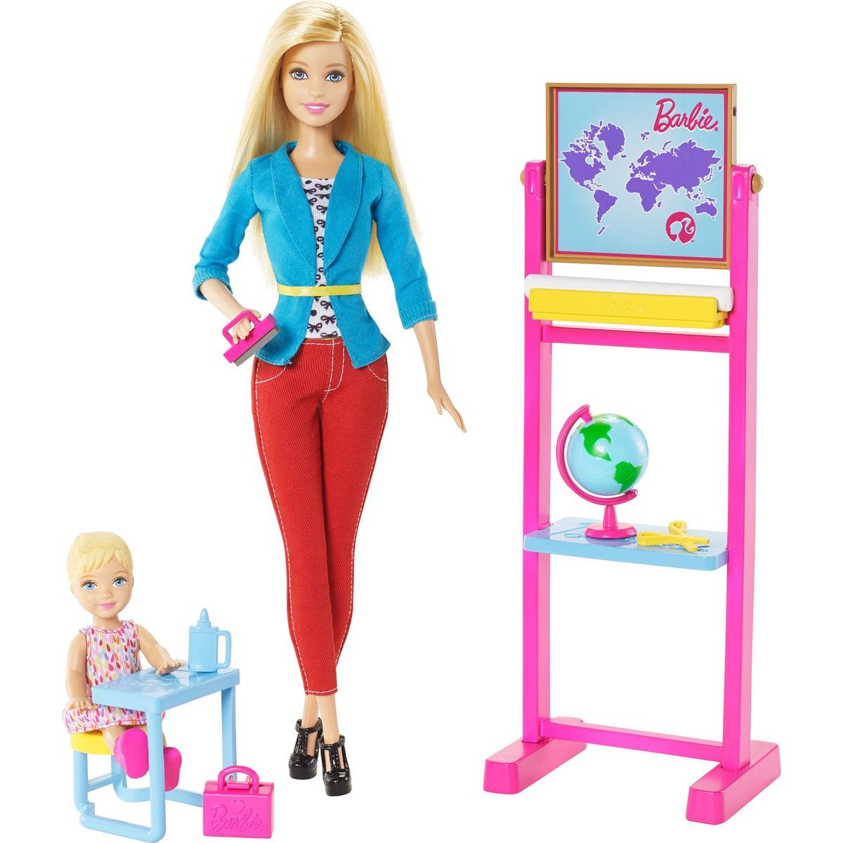 Barbie profese - Učitelka