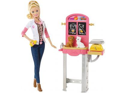 Barbie profese - Veterinářka