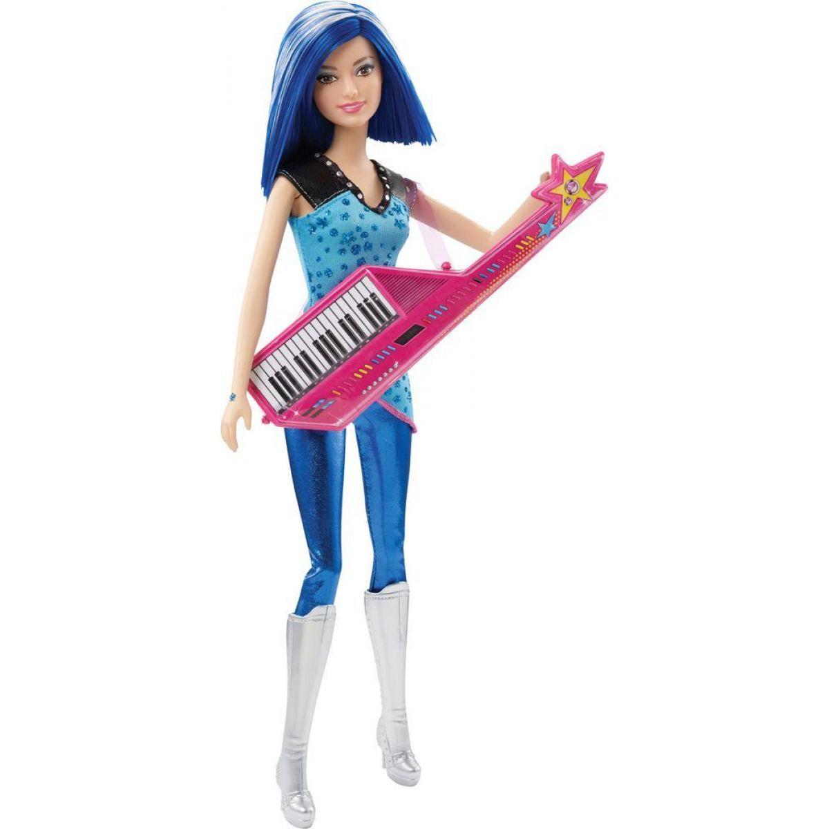 Barbie Rock N Royals - Rockerka