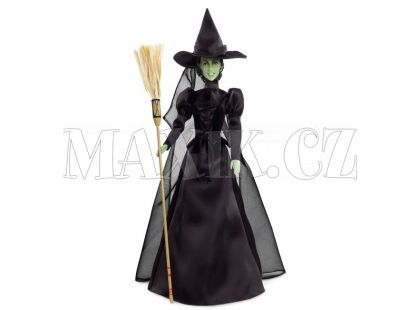 Barbie sběratelská Čaroděj ze země Oz - Čarodějnice