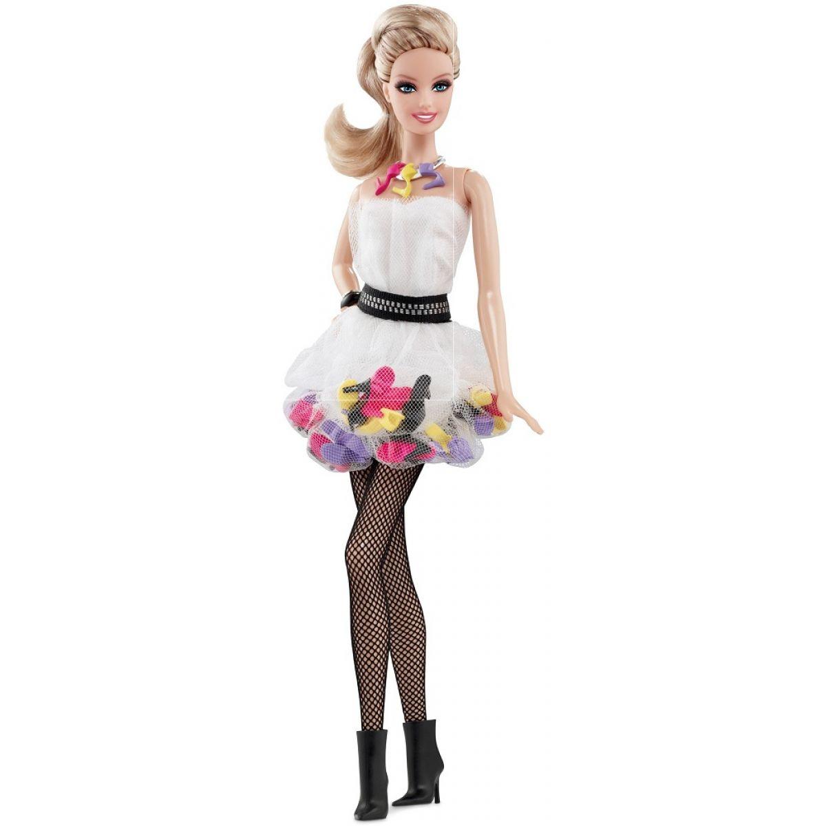 Barbie Sběratelská panenka Střevíčky