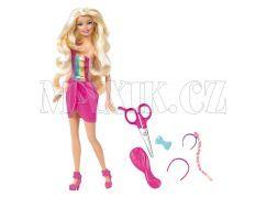 Barbie Senza sestřih - Růžová