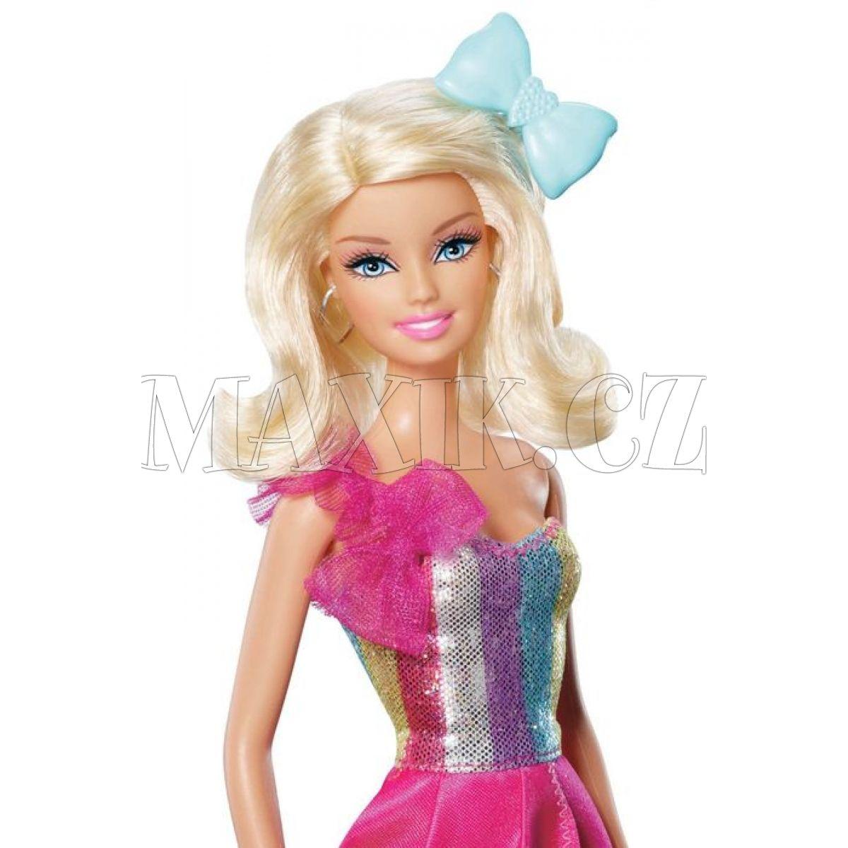 Barbie senza sest ih r ov max kovy hra ky - Barbie senza colore ...