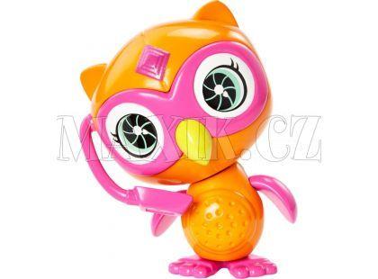 Barbie Tajné zvířátko - DHF16 Sova