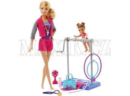 Barbie Trenérka gymnastiky